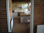 Picture of the Kitchen/Dining area